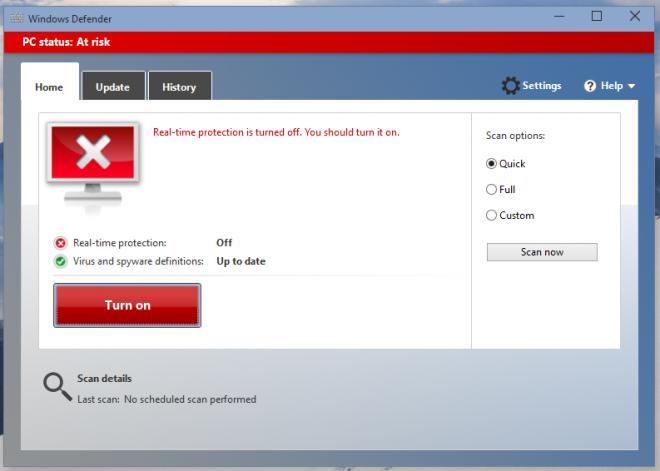 Windows-10-turn-off-Windows-Defender